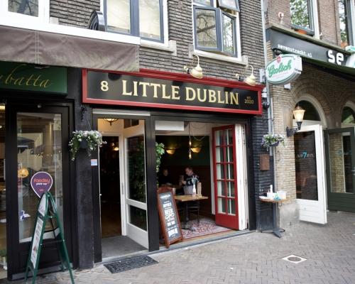 Café Little Dublin