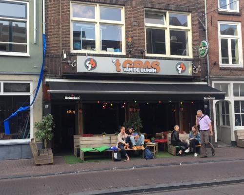 Café 't Gras van de Buren