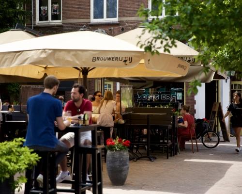 Café Het Ledig Erf